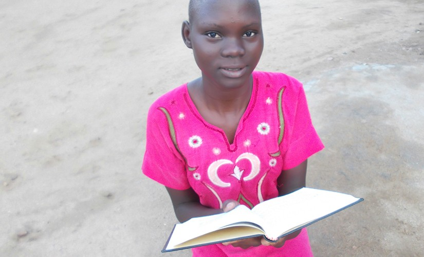 Celebrating the Mabaan Bible Translation in South Sudan