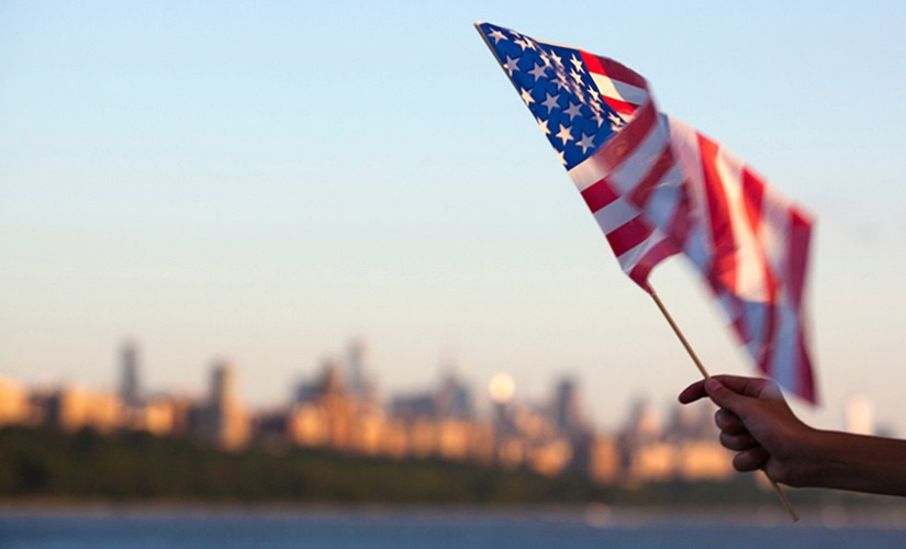 Freedom In Christ Four Bible Verses For July 4th