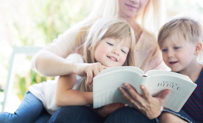 How to Teach Kids God's Big Story | Blog | American Bible