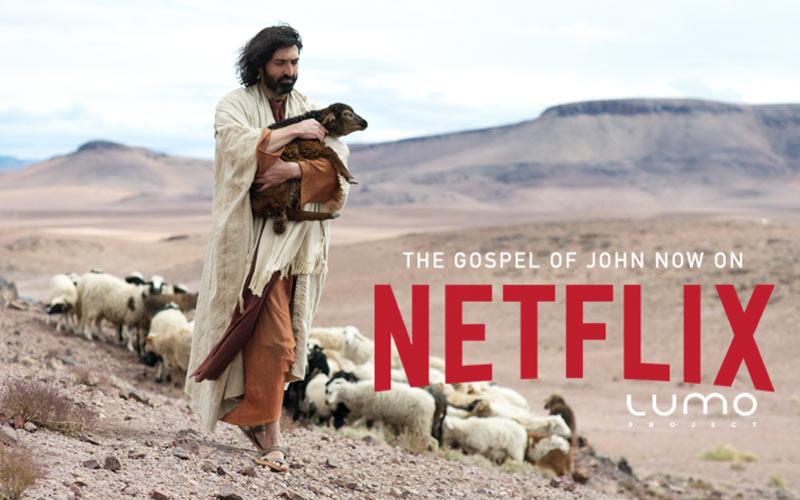 East Orange Focus >> Lumo Project Shares Gospel of John on Netflix | Blog | American Bible Society News