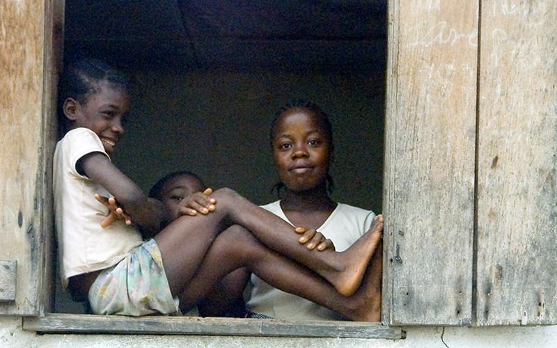 Prostitutes in Liberia